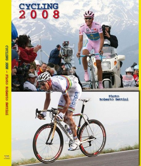"Book ""Cycling"" 2008"