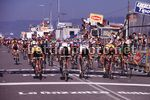Giro d'Italia 1983 - Villafranca Tirrena - Messina - Guido Bontempi/Carrera Jeans)   ..