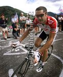 Tour de France 2001 - Alpe d'Huez - Laurent Jalabert (CSC)