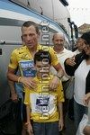 Tour de France - Lance Armstrong (Discovery Channel) - Marco Casartelli - BettiniPhoto©2011