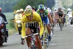 Tour de France 2000 - 9a Tappa - Alberto Elli (T-Mobile) - BettiniPhoto©2011
