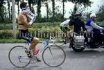 Tour de France 1987 - Davide Cassani (Carrera Jeans) - BettiniPhoto©2011