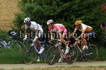 Amstel Gold Race 2000 - Andrea Peron (CSC) Alberto Elli - Marc Wauters - BettiniPhoto©2011