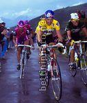 Vuelta Spagna 1993 - Alex Zulle (Once) - Rominger (Mapei- Class) - BettiniPhoto©2011