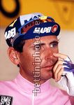 78¡ Giro d'Italia 1996 - Rominger (Mapei- GB) - BettiniPhoto©2011
