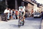 Tour de France 1992 - cronometro Lussenburgo - Gianni Bugno (Gatorade) - BettiniPhoto©2011