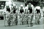 Tour de France 1987 - Berlino - Stephen Roche - Erich Machler - Davide Cassani - Guido Bontempi - BettiniPhoto©2011