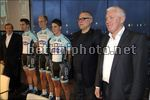 Omega Pharma - Quick Step cycling Team 2012 -  Zdenek Bakala -Patrick Lefevere - BettiniPhoto©2011