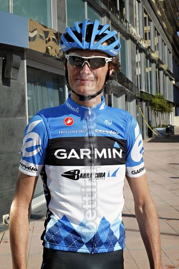 Allenamenti Garmin - Barracuda 2012