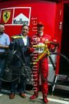 Ernesto Colnago - Michael Schumacher -BettiniPhoto©2012