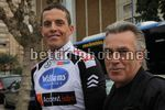 Team Willems 2011- Rob Goris (Team Willems ) - Lucien van  Impe  - Tinus van der Plas/BettiniPhoto©2012
