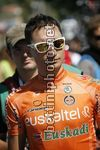 Tour Down Under 2012 - Adelaide - 5a tappa McLaren - Old Willunga Hill - 151.5 km. - Victor Cabedo (Euskatel) - foto Wessel van KeuK/ BettiniPhoto©2012