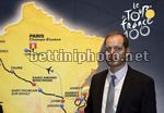 Presentazione Tour de France 2013 - Palais des Congres de Paris - 24/10/2012 - Christian Prudhomme - PN/BettiniPhoto©2012
