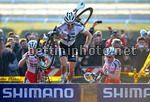 Ciclocross Coppa del Mondo Roma 2013 - 06/01/2013 - Elite' - Niels Albert - foto GW/BettiniPhoto©2013