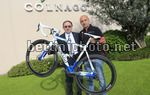 Ernesto Colnago - Paolo Bettini