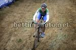 Ciclocross Zolder 2013 - Coppa del Mondo - donne - 26-12-2013 - Eva Lechner (Italia) - photo Anton Vos/BettiniPhoto©2013