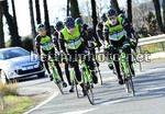 GM Cycling 2015 - Donoratico - 08/02/2015 - Allenamento - foto Dario Belingheri/BettiniPhoto©2015