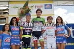 69¡ Firenze - Mare - Lido di Camaiore - Elite/under 23 -  178 km - 15-08-2015 - Niccol˜ Salvietti (Big Hunter Seanese) - Alfio Locatelli (Viris Maserati Sisal)  - Filippo Capone (Team Futura Rosini) - foto Gianfranco Soncini /Bettiniphoto@2015