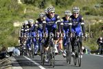 Team Etixx Quick Step 2016 - Calpe - 08-01-2016 -  Marcel Kittel - Tony Martin (Etixx Quick Step) - foto Nico Vereken/PN/BettiniPhoto@2016