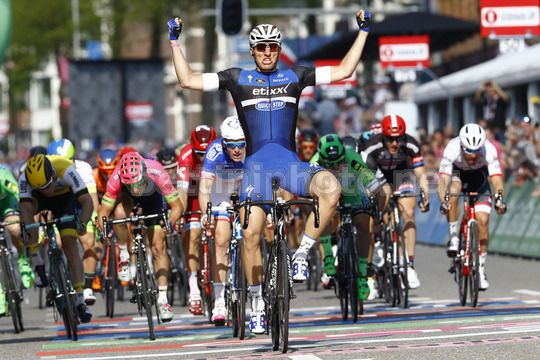 Tutta la forza di Macel Kittel - © BettiniPhoto