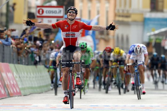 Greipel trionfa a Benevento - © BettiniPhoto