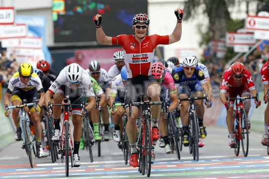 Greipel trionfa a Foligno - © BettiniPhoto