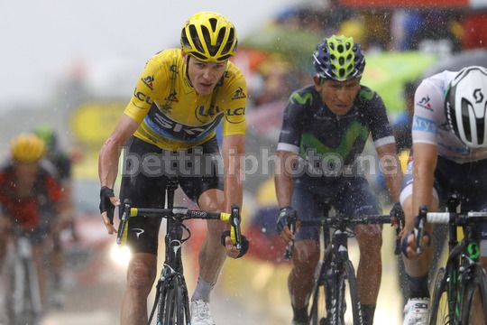 Froome e Quintana - © BettiniPhoto