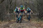 Team MTB Bianchi Countervail 2017 - Bergamo - 07/02/2017 - Marco Aurelio Fontana (ITA-Team MTB Bianchi Countervail) - Stephane Tempier (FRA - Bianchi Countervail) - Chiara Teocchi (ITA - Bianchi Countervail) - photo Roberto Bettini/BettiniPhoto©2017