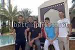 Tour of Oman 2017 Top Riders Photo Shooting