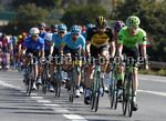 Volta ao Algarve 2017 - 2nd Lagoa - Alto da Foia 189,3 km - 16/02/2017 - Cannondale - Drapac - photo Roberto Bettini/BettiniPhoto©2017