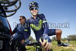 Volta ao Algarve 2017 - 2nd Lagoa - Alto da Foia 189,3 km - 16/02/2017 - Alex Dowsett (GBR - Movistar) - photo Roberto Bettini/BettiniPhoto©2017