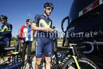 Volta ao Algarve 2017 - 2nd Lagoa - Alto da Foia 189,3 km - 16/02/2017 - Carlos Barbero (ESP - Movistar) - photo Roberto Bettini/BettiniPhoto©2017