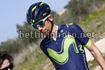 Volta ao Algarve 2017 - 2nd Lagoa - Alto da Foia 189,3 km - 16/02/2017 - Nelson Oliveira (POR - Movistar) - photo Roberto Bettini/BettiniPhoto©2017