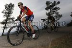 Vuelta Andalucia 2017 - 2nd stage Torredonjimeno - Alto Pena del Aguila 177.9 km - 16/02/2017 - Domen Novak (SLO - Bahrain - Merida) - photo Luis Angel Gomez/BettiniPhoto©2017