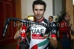 UAE Team Emirates 2017 -  Abu Dhabi - 21/02/2017 - Diego Ulissi (ITA - UAE Team Emirates) - photo Roberto Bettini/BettiniPhoto©2017