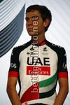 UAE Team Emirates 2017 -  Abu Dhabi - 21/02/2017 - Louis Meintjes (ZAF- UAE Team Emirates) - photo Roberto Bettini/BettiniPhoto©2017