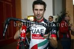 UAE Team Emirates 2017 -  Abu Dhabi - 21/02/2017 - Diego Ulissi (ITA - UAE Abu Dhabi) - photo Roberto Bettini/BettiniPhoto©2017