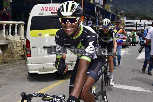Le Tour de Langkawi 2017 - 21th Edition - 4st stage Seri Manjung - Cameron Highlands 174,4 km - 25/02/2017 - Mekseb Debesay (ERI - Dimension Data) - Photo Dario Belingheri/BettiniPhoto©2017