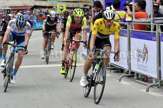 Le Tour de Langkawi 2017 - 21th Edition - 4st stage Seri Manjung - Cameron Highlands 174,4 km - 25/02/2017 - Ryan Gibbons (RSA - Dimension Data) - Photo Dario Belingheri/BettiniPhoto©2017