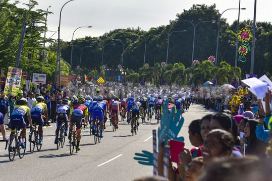 Le Tour de Langkawi 2017 - 21th Edition - 4st stage Seri Manjung - Cameron Highlands 174,4 km - 25/02/2017 - Scenery - Photo Dario Belingheri/BettiniPhoto©2017