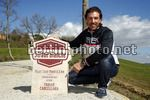 Cancellara's Sector Milestone Ceremony - 03/03/2017 - Fabian Cancellara (SUI) - photo Luca Bettini/BettiniPhoto©2017