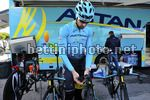 Tirreno Adriatico 2017 - Training - 52th Edition - 07/03/2017 - Oscar Gatto (ITA - Astana Pro Team) - photo Dario Belingheri/BettiniPhoto©2017