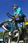 Tirreno Adriatico 2017 - Training - 52th Edition - 07/03/2017 - Moreno Moser (ITA - Astana Pro Team) - photo Dario Belingheri/BettiniPhoto©2017