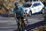 Tirreno Adriatico 2017 - 52th Edition - 4th stage Montalto di Castro - Terminillo 171 km - 11/03/2017 - Fabio Aru (ITA - Astana Pro Team) - photo Luca Bettini/BettiniPhoto©2017
