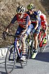 Tirreno Adriatico 2017 - 52th Edition - 4th stage Montalto di Castro - Terminillo 171 km - 11/03/2017 - Vincenzo Nibali (ITA - Bahrain - Merida) - photo Luca Bettini/BettiniPhoto©2017