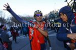 Tirreno Adriatico 2017 - 52th Edition - 4th stage Montalto di Castro - Terminillo 171 km - 11/03/2017 - Franco Pellizotti (ITA - Bahrain - Merida) - photo Luca Bettini/BettiniPhoto©2017