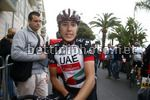 Paris Nice 2017 - 8th stage - Nice - Col de la Couillole 177 km - Simone Petilli (ITA - UAE Team Emirates) - photo Roberto Bettini/BettiniPhoto©2017
