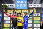 Paris Nice 2017 - 8th stage - Nice - Col de la Couillole 177 km - Alberto Contador (ESP - Trek - Segafredo) - Sergio Luis Henao (COL - Team Sky) - David De la Cruz (ESP - QuickStep - Floors) - photo Nico Vereecken/PN/BettiniPhoto©2017