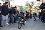 Tirreno Adriatico 2017 - 52th Edition - 5th stage Rieti - Fermo 209 km - 12/03/2017 - Oscar Gatto (ITA - Astana Pro Team) - photo Luca Bettini/BettiniPhoto©2017