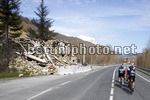 Tirreno Adriatico 2017 - 52th Edition - 5th stage Rieti - Fermo 209 km - 12/03/2017 - Scenery - Earthquake - photo Luca Bettini/BettiniPhoto©2017